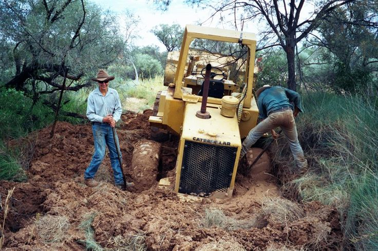 A touch bogged