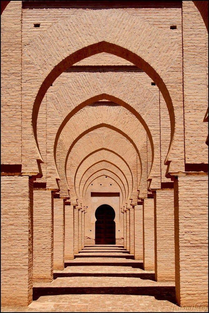 Tin Mal Mosque, Morocco