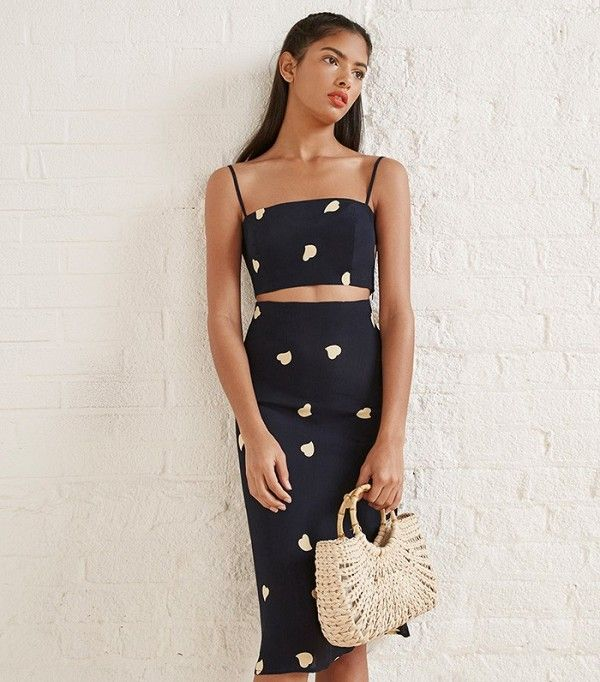 Reformation Ace Two Piece