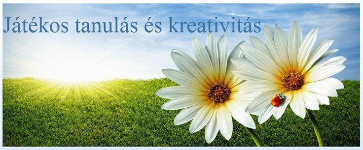 JÁTÉKOS TANULÁS ÉS KREATIVITÁS - blog - Sucika67 blogja - Egy tanítónő blogja.