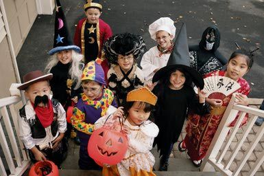 Trick or Treating Time! Halloween Safety for Your Ghosts and Goblins: Keep Trick or Treat Time Free From Howls.