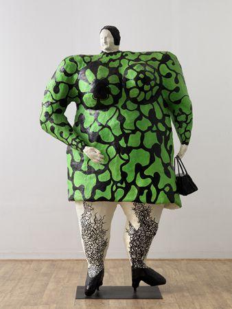 Œuvres, Niki de Saint Phalle 1968