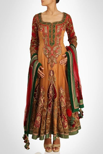 This anarkali suit is designed in pure self crepe having thread and velvet patch work on hemline neck and sleeves on red maroon color. Sleeves and dupatta of this anarkali suit is also in red maroon c