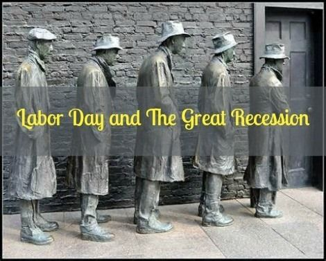 Labor Day and The Great Recession - Backdoor Survival