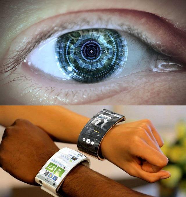 """Lentes de contato com realidade aumentada criarão nossa """"Visão do Futuro"""" stylo urbano #tecnologia #realidadeaumentada"""