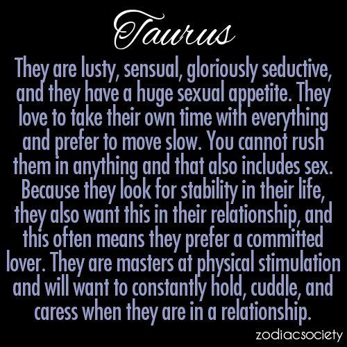 Taurus dating taurus