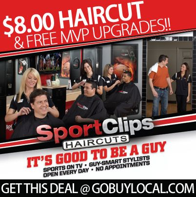 sport clips coupons bloomington mn