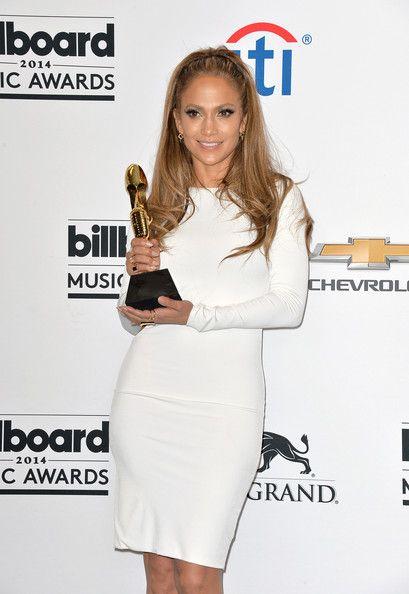 Jennifer Lopez - 2014 Billboard Music Awards - Press Room