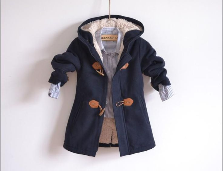 Купить детское пальто
