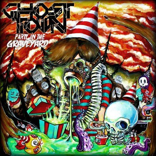 Ghost Town's album that i adore