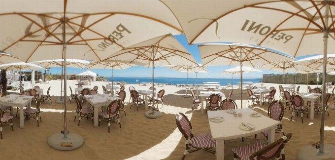 Grand Beach Cafe -Cape Town