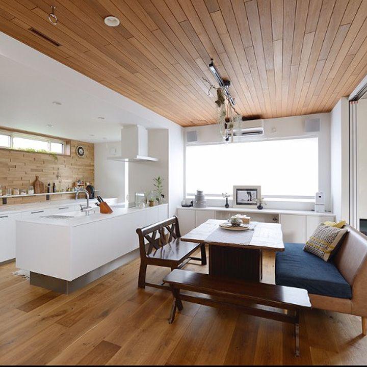 「視界が広がる開放感。洗練されたミニマルなカリフォルニアスタイル」憧れのキッチン vol.49 shiiimay114さん | RoomClip mag | 暮らしとインテリアのwebマガジン