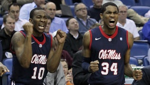 Ole Miss Men's Basketball....Go Rebs March Madness 2013