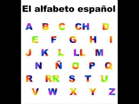 The Alphabet Song (Spanish)---This page has links to Lesson Plans, PowerPoints and Worksheets for teaching the Spanish alphabet. There are at least four alphabet videos.
