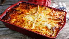 Fabio Viviani's Lasagna Bolognese is one of five recipes you MUST make before you die! #italian