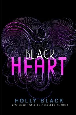 Black Heart (Curse Works trilogy, book 3) by Holly Black. Provo librarian pick.