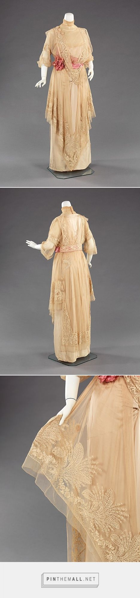 Dress by House of Paquin 1912-13 French | The Metropolitan Museum of Art