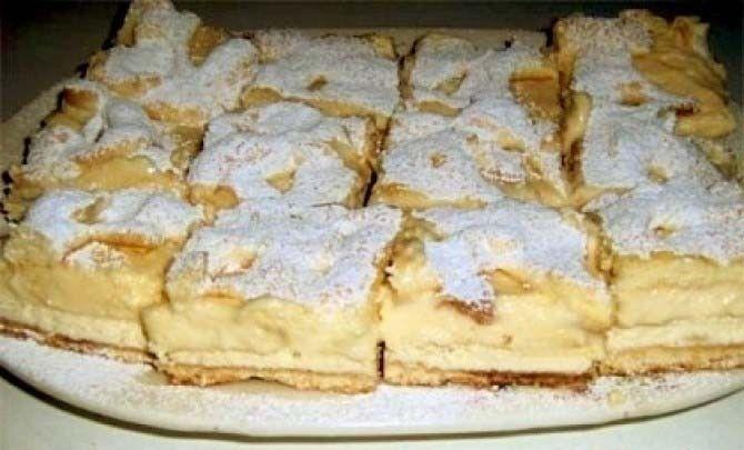 Jedná se o velmi jednoduchý koláč, který nejen dobře chutná, ale i krásně vypadá.