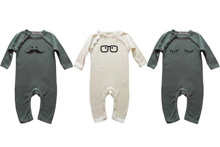 OrganicZOO by Paulina Krzywosinska: ropa orgánica y de diseño para tu bebé – Babyecochic.com