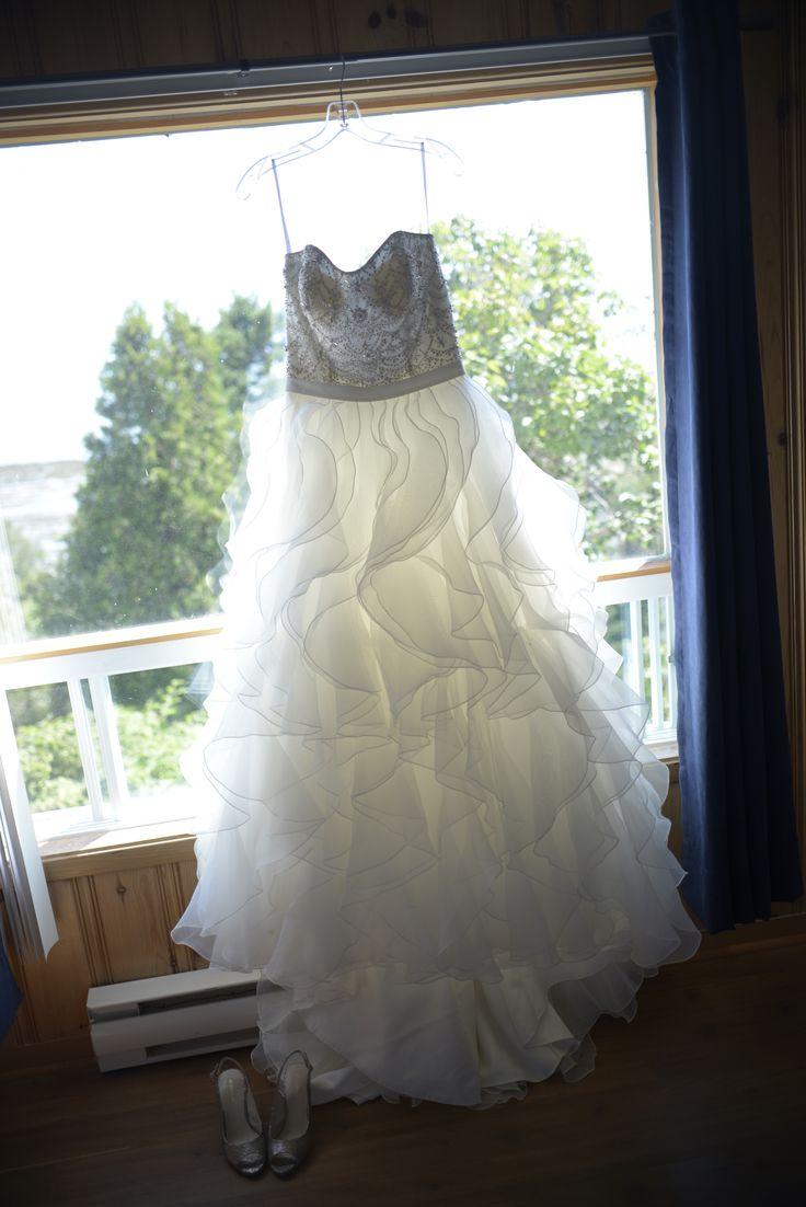 My wedding dress - Allure 9110