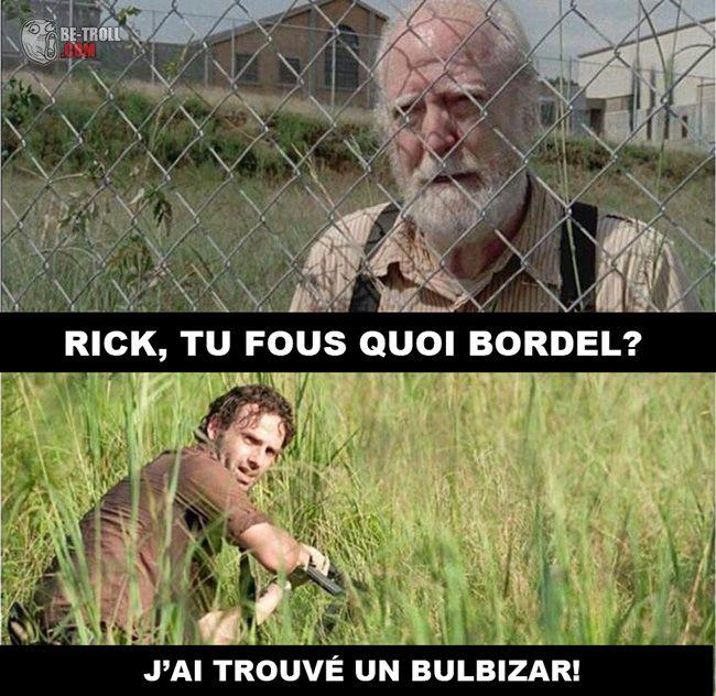Rick, qu'est-ce que tu fais ? - Be-troll - vidéos humour, actualité insolite