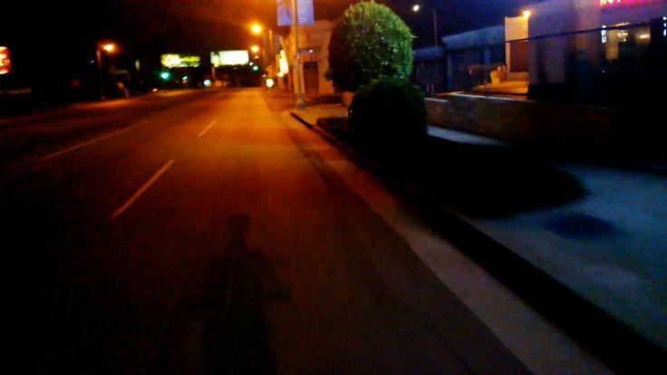 Glassified: Hollywood night bike ride through Google Glass (http://youtu.be/Gma-O2L5H_g)