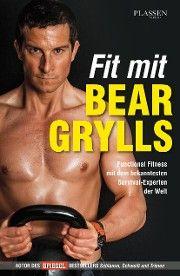 #Fit mit #Bear #Grylls - Mit diesem #Functional-#Fitness-#Programm bringt sich #Ex-#SAS-#Elitesoldat und# Survival-#Ikone #Bear #Grylls in #Topform, ganz ohne teure #Geräte und ohne großen #Zeitaufwand. #Dynamische #Workouts, die sich für jeden eignen. Sie entscheiden, welche Schwerpunkte Sie setzen: #Kraft, #Schnelligkeit, #Ausdauer oder #Beweglichkeit. Das ganzheitliche #Fitnessprogramm im #Bear-#Grylls-#Stil.