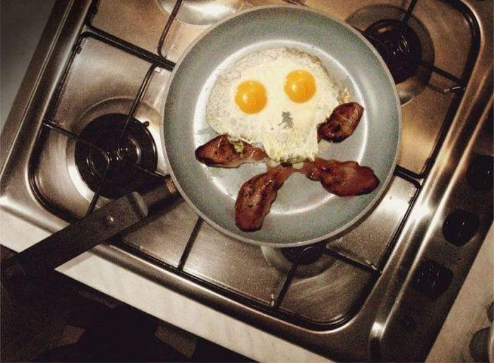 pirate breakfast
