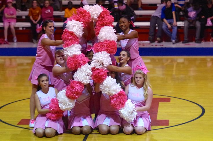 Pink Out Pep Rally for Breast Cancer Awareness ~ October ...