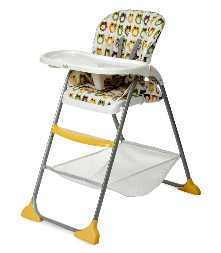 Owl Baby high chair | ... High Chairs Folding High Chairs Joie Mimzy Snacker Highchair - Owl