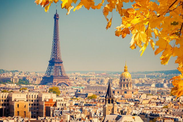 Paris Break & Flights