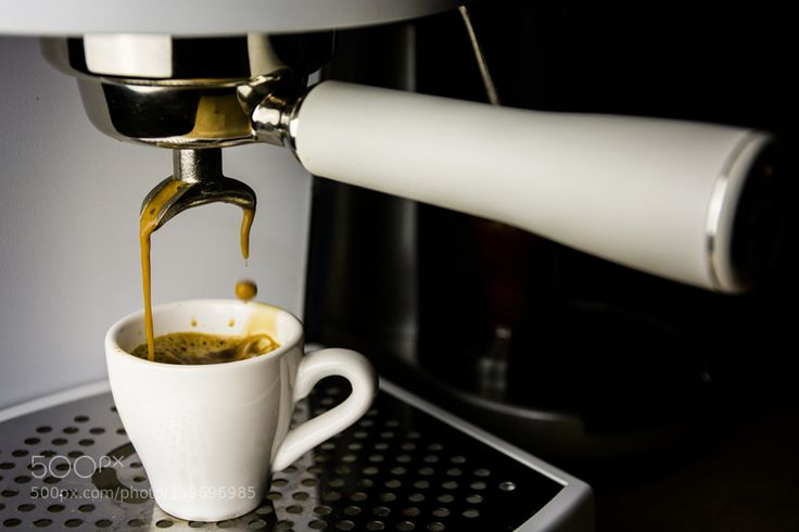 Pic: Good morning ! For a good day coffee espresso .
