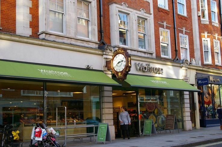 Waitrose grocery,  98-101 Marylebone High Street London W1U 4SD United Kingdom   Marylebone