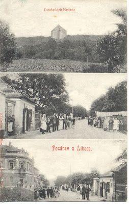 Hospody a restaurace staré Liboce a Ruzyně - Liboc