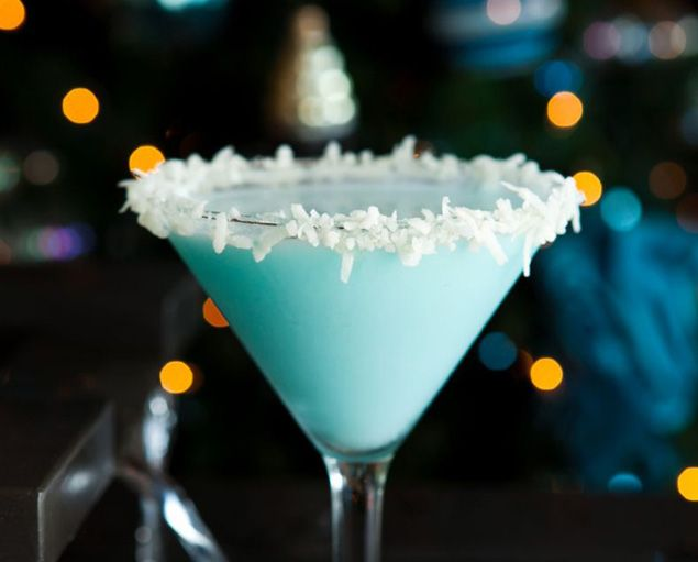 Coco Snowball - Winter Wedding Drinks