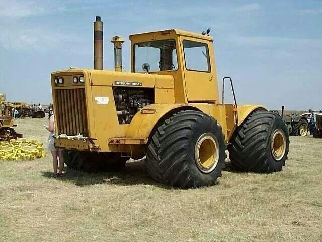 International 4300 Tractor : Hp international fwd ih farmall pinterest