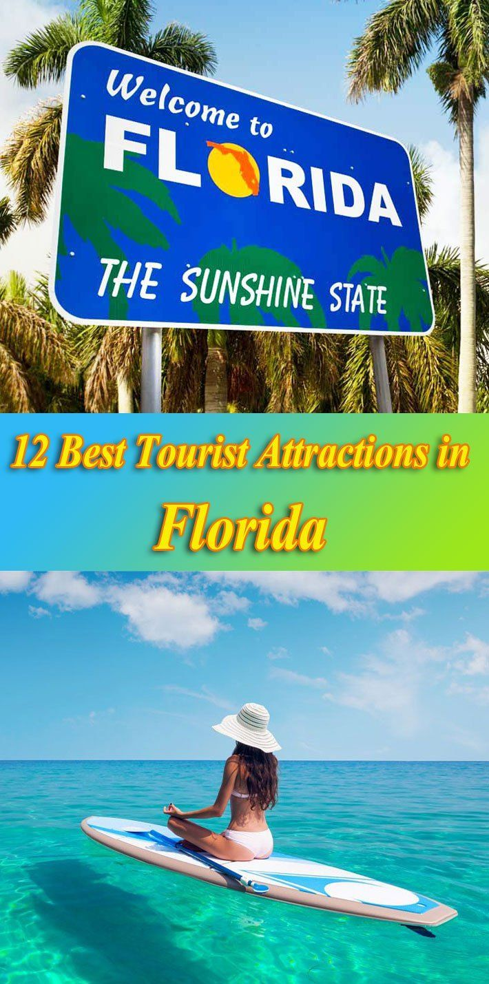 The Beaches Are One Of Most Por Tourist Attractions In Florida Along With Some World S Best Known Theme Parks Including Disney