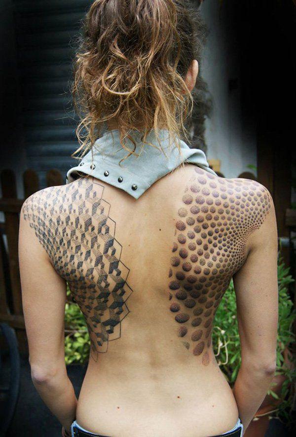 back tattoo for girl - 55 Lovely Tattoos for Girls  <3 <3