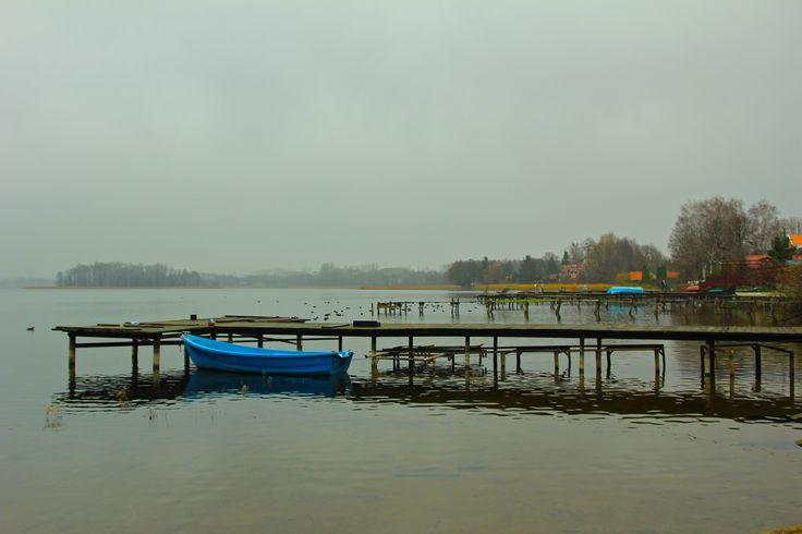 Lake. Poland