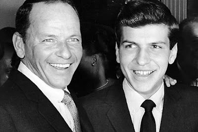 Frank Sinatra Jr. Has Passed On From A Sudden Heart Attack While On Tour In Florida, Frank Jr. Shown here with his father, was 72 years old.  1944-2016.  RIP