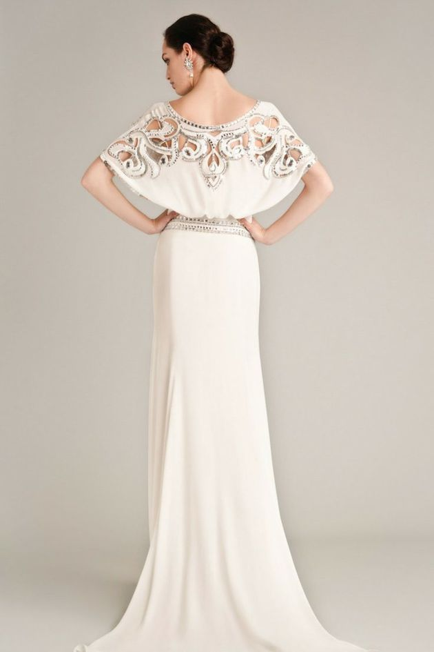 Temperley Wedding Dress | Wedding Dresses With Sleeves | Bridal Musings Wedding Blog 2