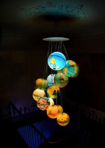 ♥ Globe droplight