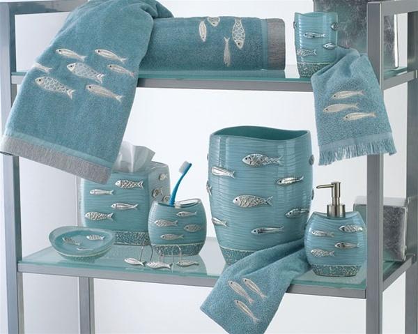 Nantucket Collection by Avanti |Nantucket Towels, Rugs & Shower Curtains | Tropical Bath | PaulsHomeFashions.com