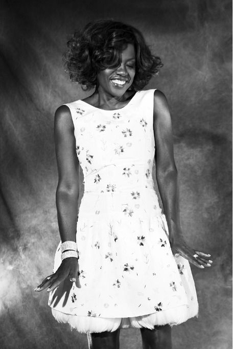 THE WRAP MAGAZINE VIOLA DAVIS COVER | Editorial Throwback. Viola Davis For Moves Magazine. by Gomillion and ...