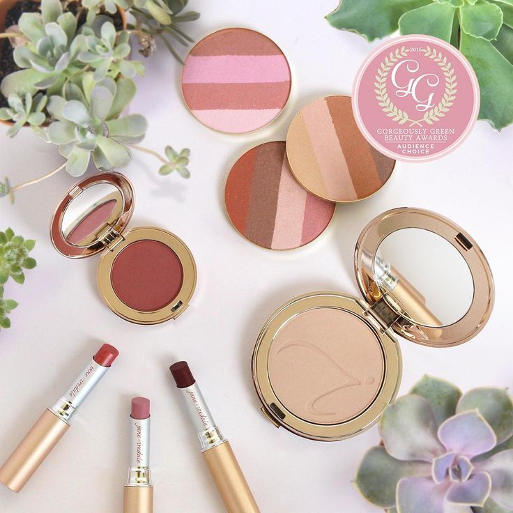 We are thrilled our PurePressed Blush, Bronzers, PureMoist Lipstick and PurePressed Base Mineral Foundation were all selected as Audience Choice winners in Sophie Uliano's Gorgeously Green Beauty Awards.