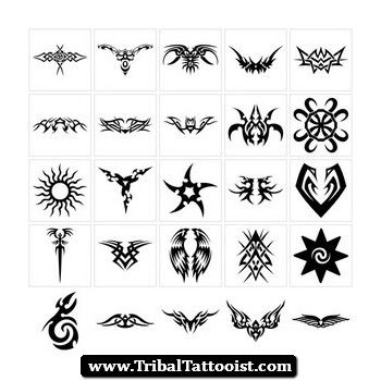 tribal tattoos for women - Google Search