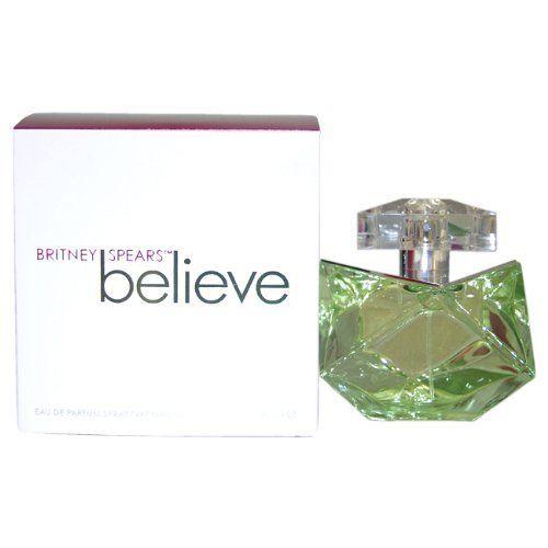 Believe Britney Spears by Britney Spears For Women. Eau De Parfum Spray 3.3-Ounces - http://www.theperfume.org/believe-britney-spears-by-britney-spears-for-women-eau-de-parfum-spray-3-3-ounces/