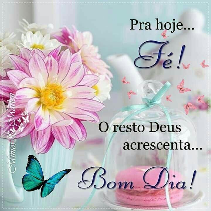 Fe Deus Paz Domingo Amor Mimosdamarlen Mimos Seguiremfrente