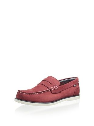 39% OFF Nautica Men's Fiesta Penny Loafer (Red)