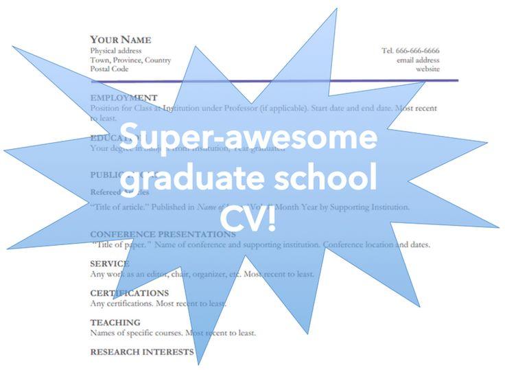Resume For Grad School Application 38 Best Vet Stuff Images On Pinterest  Veterinary Medicine School .